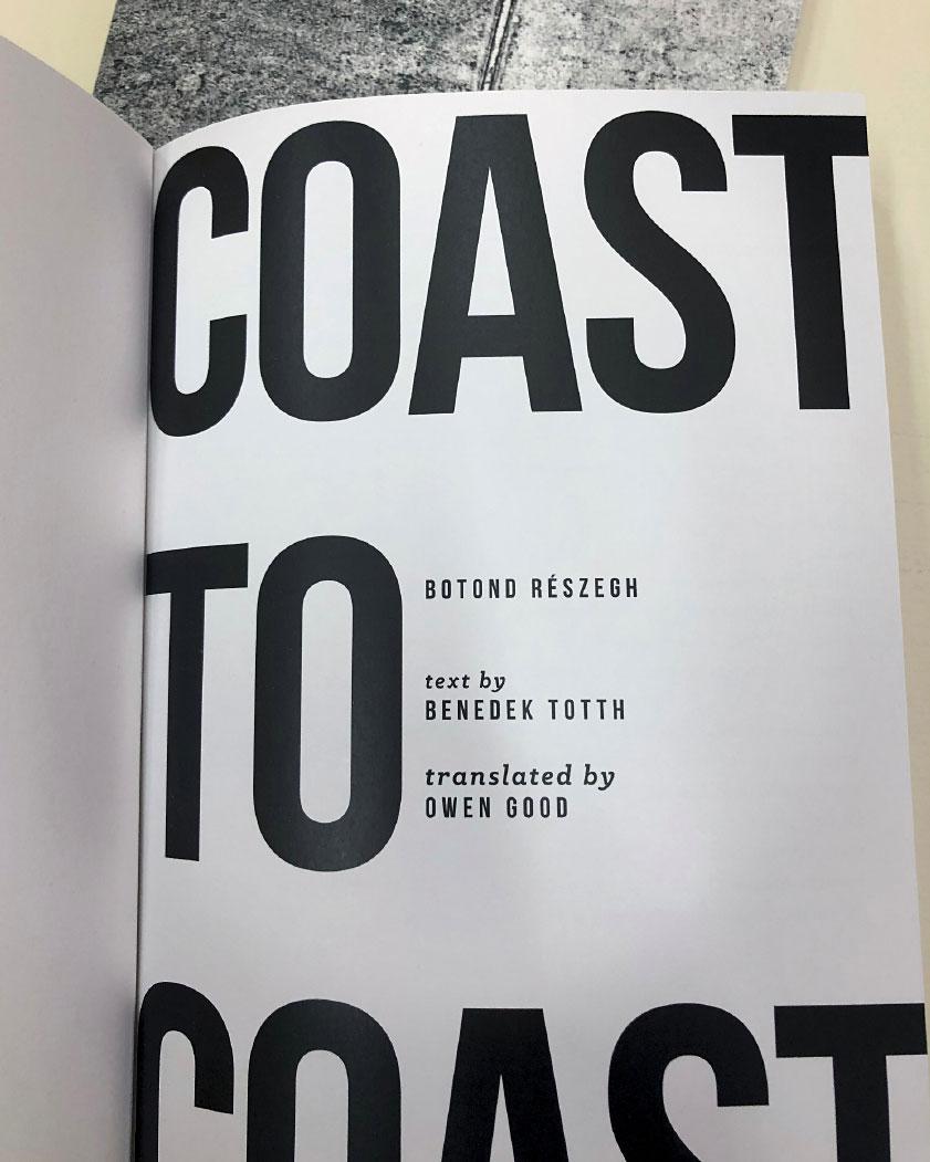 K. I. & Coast to Coast – Expoziție de fotografie – Részegh Botond. 21 octombrie, ora 18.30