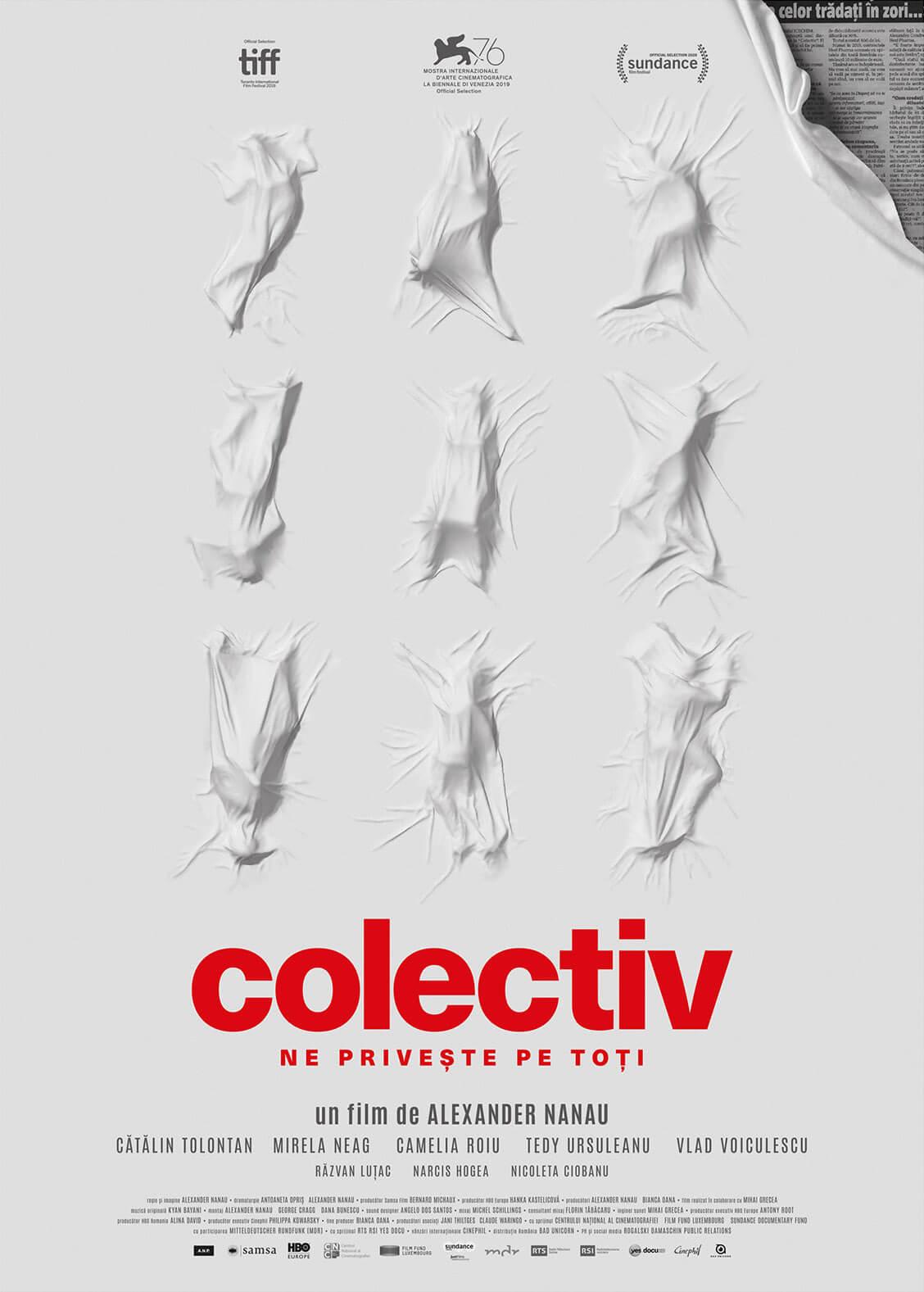 Povestea posterului unul film nominalizat la Oscar, spusă de Eugen Erhan, graphic designerul autor.