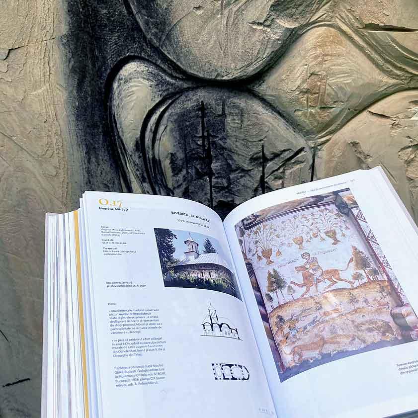 Ctitorii ale oamenilor liberi. Al zecelea titlu din Colecția Monografii, apărut la Editura ACS se lansează marți, 8 iunie.
