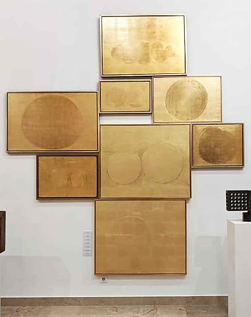 Tablouri într-o expoziție, not by Musorgski. Maitec la Muzeul de Artă al României. Expunere sau inventar? (I)