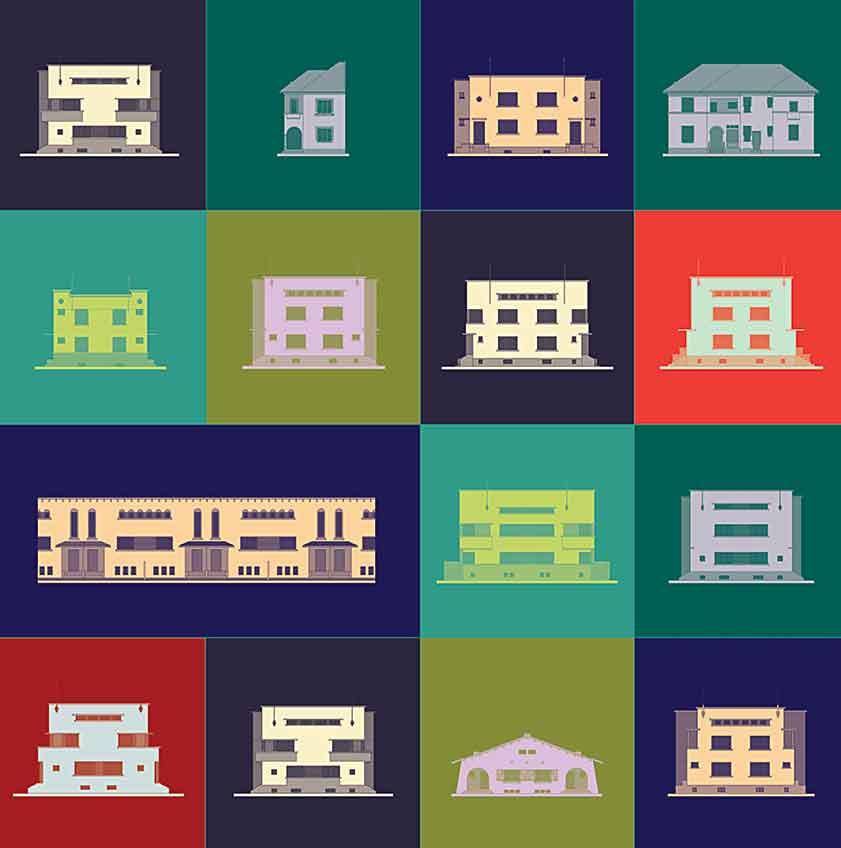 Sprijină în avans apariția unei cărți importante – Politică și arhitectură: Vatra Luminoasă, cel mai elegant cartier muncitoresc din București (2 min read)
