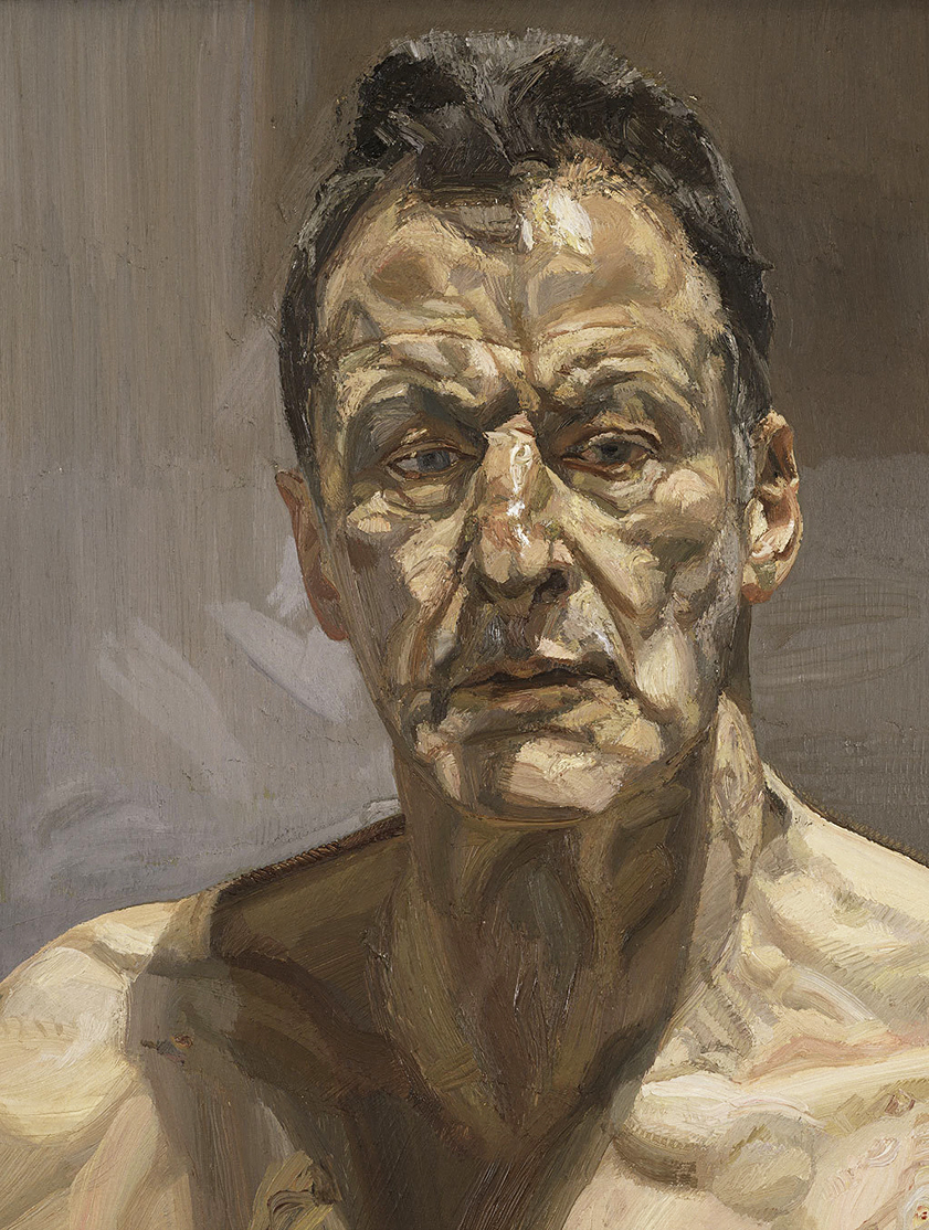 Lucian Freud: The Self-portraits 27 October 2019–26 January 2020. The Jillian and Arthur M.Sackler Wing of Galleries
