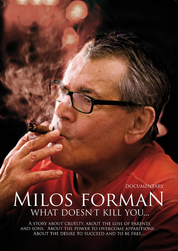 Milos Forman – What Doesn't Kill You... doar luni, 2 noiembrie pe platforma Dafilms.