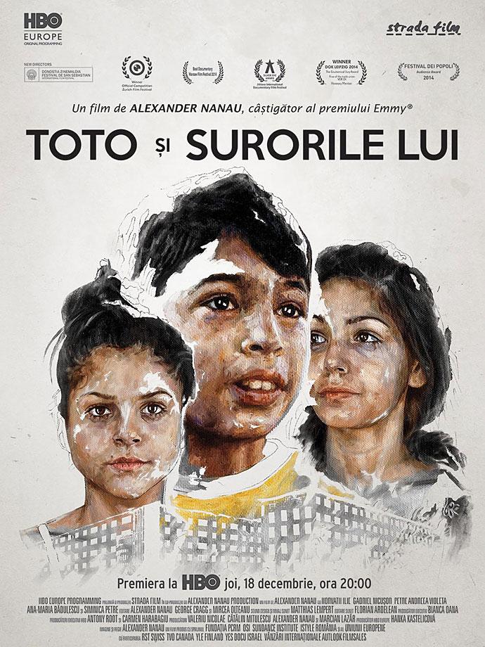 Observatorul nevăzut. TOTO șI SURORILE LUI. O privire atentă asupra vieții copiilor români de la marginea societății