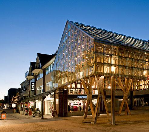 Expoziție de arhitectura norvegiană contemporană, Muzeul Național de Artă Contemporană, Vernisaj: 23 ianuarie, ora 19.00