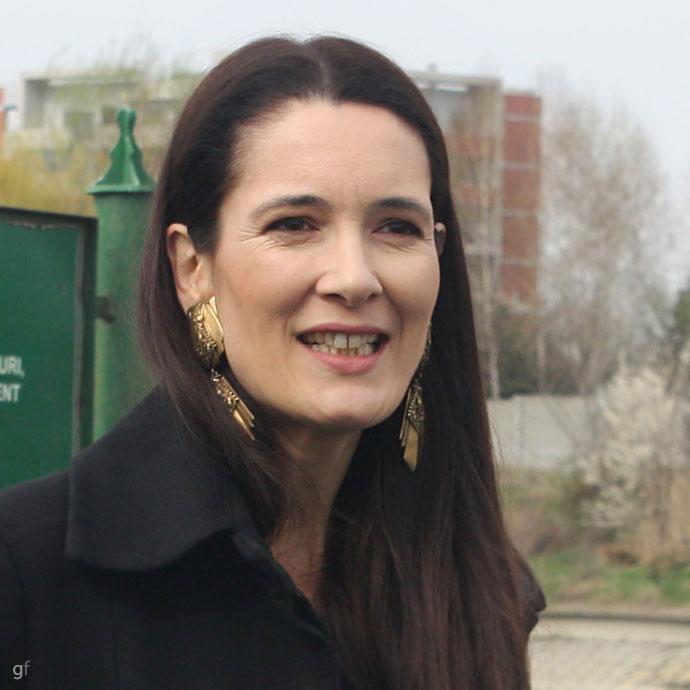 """""""Micul Paris"""" prin ochii unui posibil primar-inginer. Clotilde Armand și-a lansat candidatura pentru Primăria Sectorului 1 din București"""