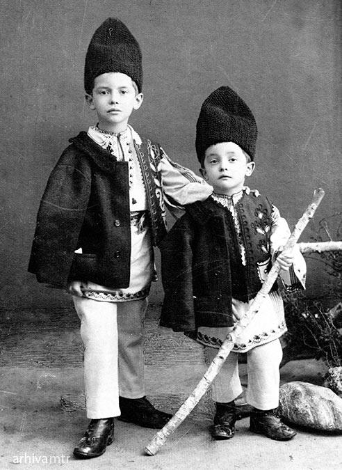 Coconi și copii - Editura Martor, Muzeul țăranului Român