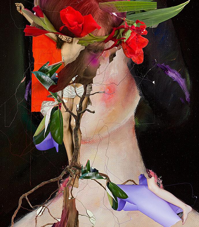 Tăietura perfectă. Expo colaj - Marian Pălie, azi, Joi 15 octombrie, ora 19.00, galeria Posibilă
