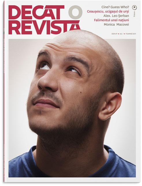 Lansare nou număr Decât o revistă, mâine, marți, în club Control