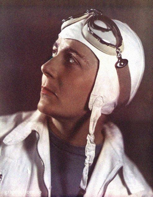 Femei Pilot din Aviația română (1930-1970)