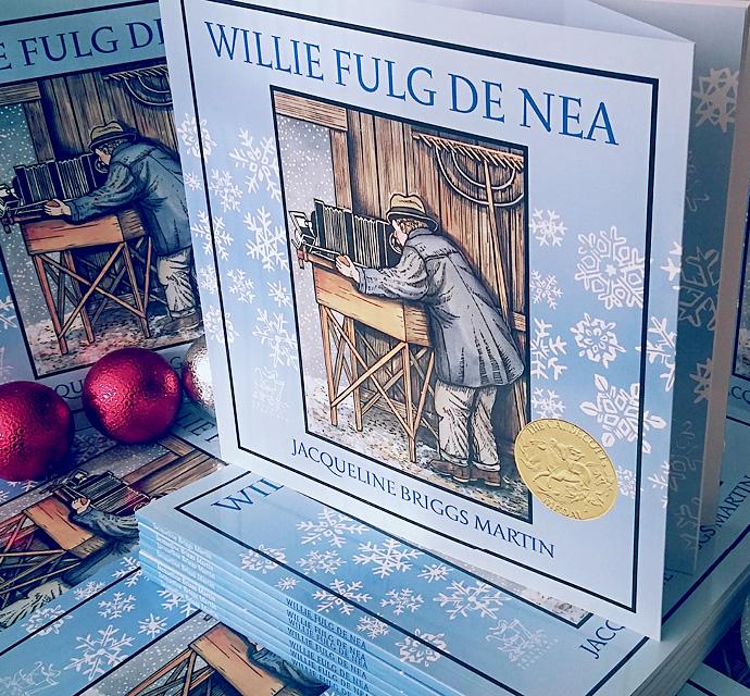 Omul care iubea zăpada. Lansare de carte + atelier, azi, luni 12 decembrie, ora 18.00