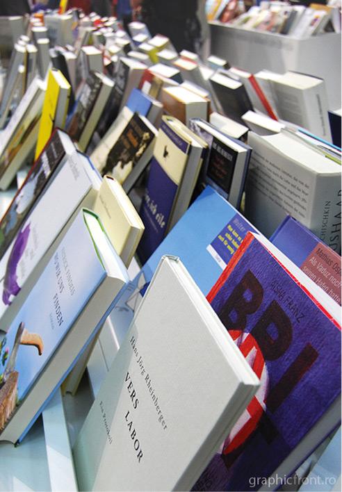 Ce vedem și pipăim la Bookfest 2013