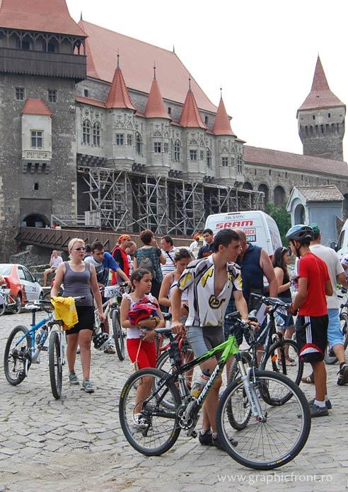Maratonul DHS Corvin. Hunedoara, prima ediție, 16.07.2011