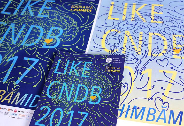 LIKE CNDB 2017 – 1–26 martie, București. Program, mulțumiri, emoții.