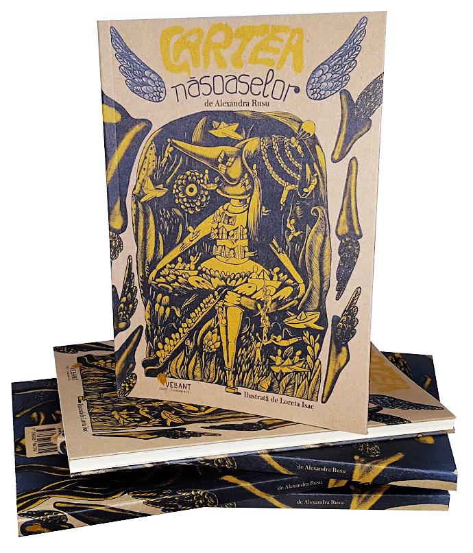 Cartea năsoaselor - O fantezie ironică, o feerie sarcastică și grotescă