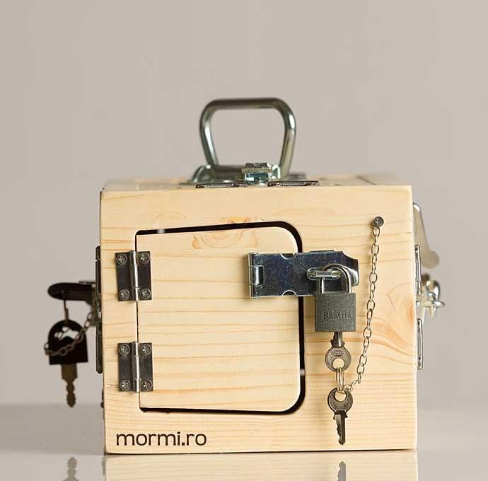 Mormi - jucării cu design 100% original românesc