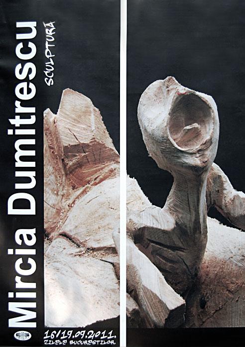Mircia Dumitrescu - Sculptură, Muzeul Național al Literaturii Române