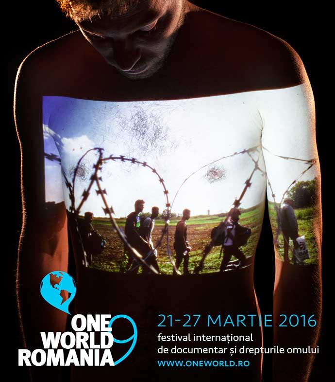 Care e conceptul din spatele imaginii festivalului One World Romania de anul acesta?