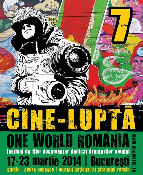 Astăzi, luni 17 martie, începând cu orele 20:00 are loc Gala de deschidere a Festivalului One World Romania, la Cinema Pro.