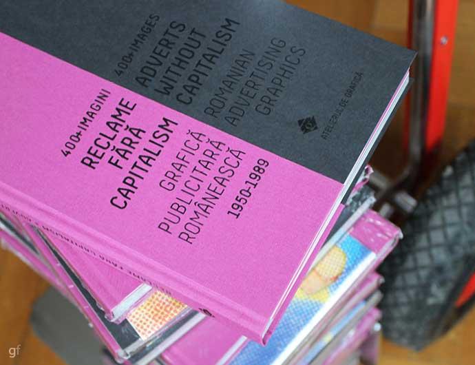 Cea mai recentă carte a Atelierului de grafică este deja în librării: Reclame fără capitalism.