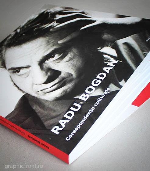 Lansare de carte, Radu Bogdan - Corespondențe culturale, marți, 17 decembrie, ora 19.00, la Librăria Bizantină