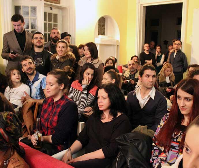 Ce s-a întâmplat miercuri, 24 februarie, ora 19.00 la Eclecticó Studio?