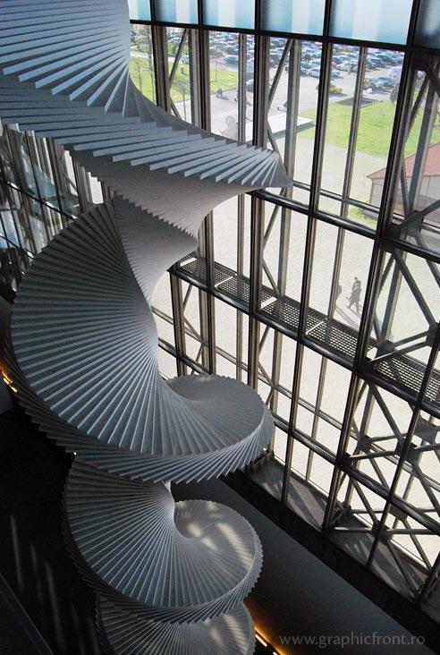 SantralIstanbul. Muzeul energiei, un exemplu simplu de reconversie.