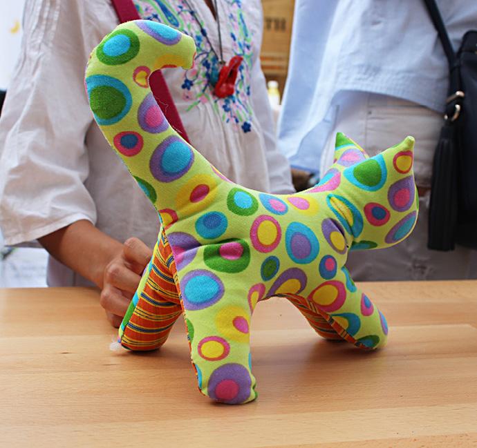Design de animale la atelierele Meserie - Street Delivery 2016