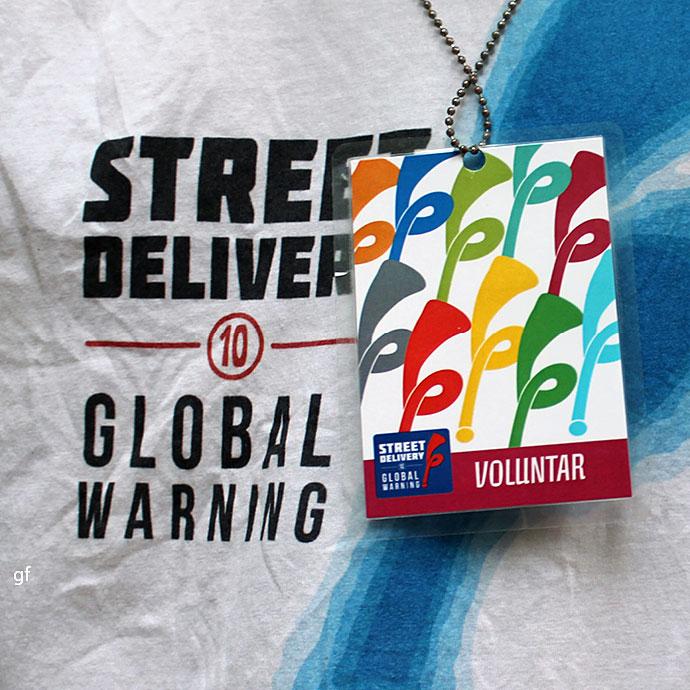 Street Delivery 2015 în 60 de detalii. Eveniment organizat de Fundația Cărturești și Ordinul Arhitecților din România