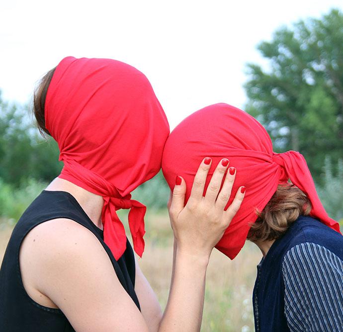 Femina Subtetrix. Larisa Crunțeanu și Sonja Hornung, astăzi ora 19.00, Ivan Gallery