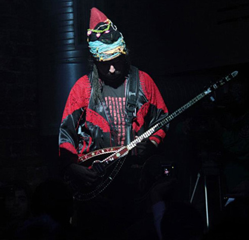 Baba Zula - Live @ Balkanik Fest / 23 septembrie, București
