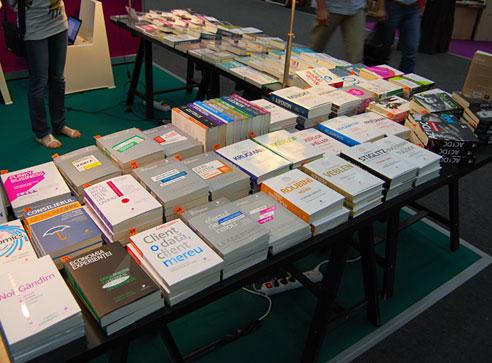 Bookfest 2011 - încă o ediție liniștită