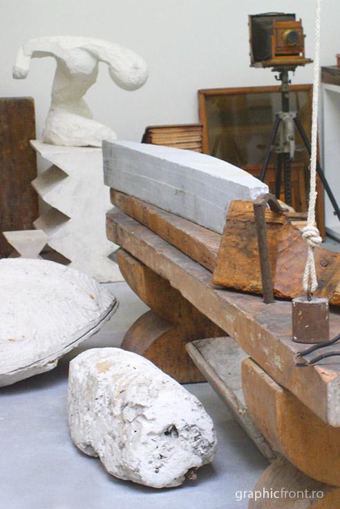 Aveți o legătură specială cu opera lui Brâncuși?  Răspunde Renzo Piano » unul dintre arhitecții care au proiectat Centrul Georges Pompidou în 1971