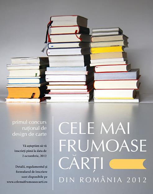 Concursul național Cele Mai Frumoase Cărți din România - ediția I