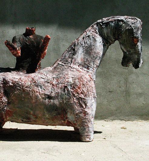 "Új Kriterion Galéria prezintă expoziția ""Ulise"" semnată Alexandru Rădvan / 21 Iunie"